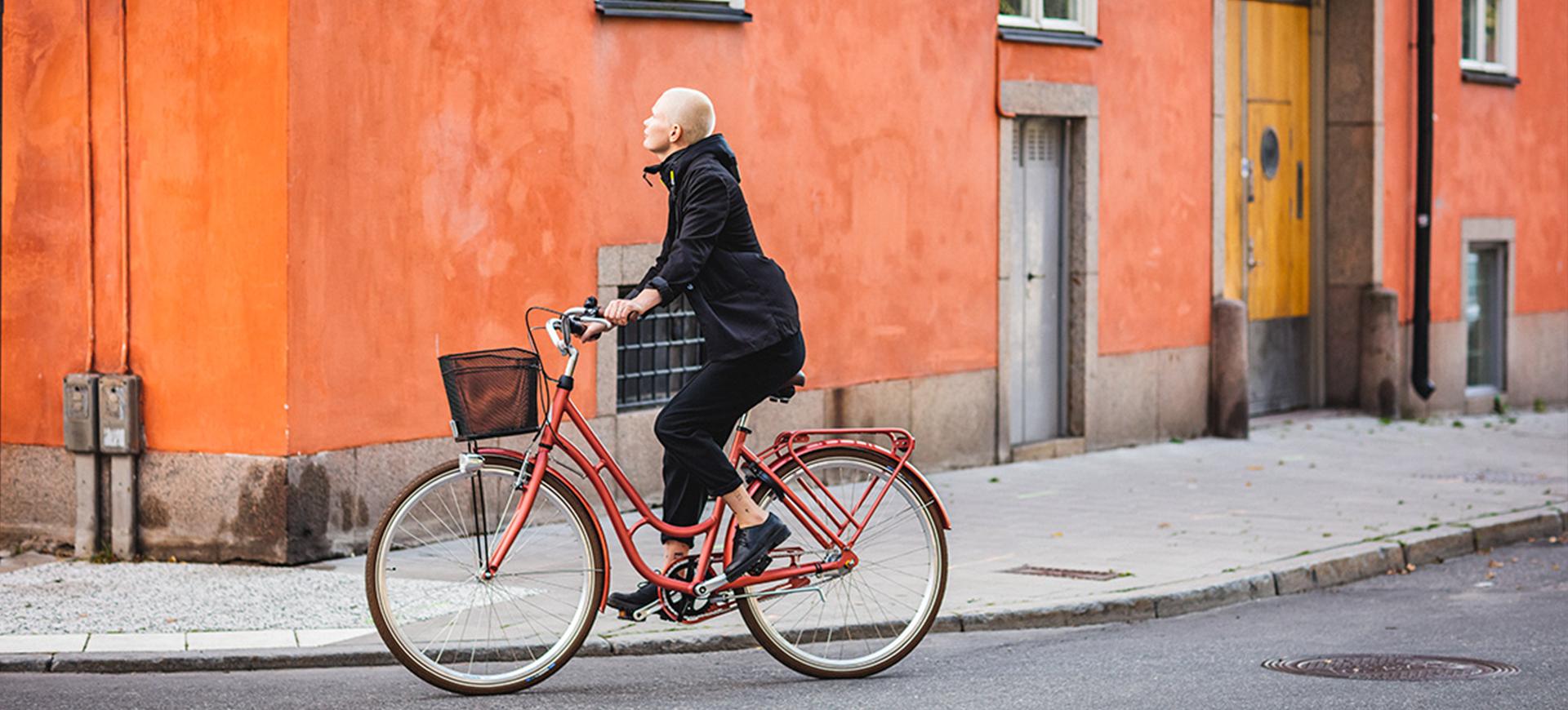 Monark Karin Cykel